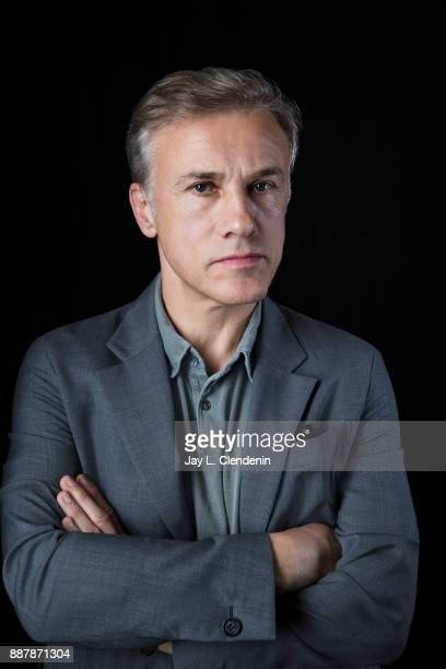 Actor Christoph Waltz is photographed for Los Angeles Times on October 6 2017 in Los Angeles California PUBLISHED IMAGE CREDIT MUST READ Jay L...