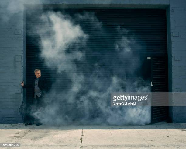 Actor Christoph Waltz is photographed for the Guardian on September 15 2015 in Los Angeles United States