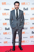 Actor Christopher Abbott attends the 'James White' photo call during the Toronto International Film Festival at the Ryerson Theatre on September 17...