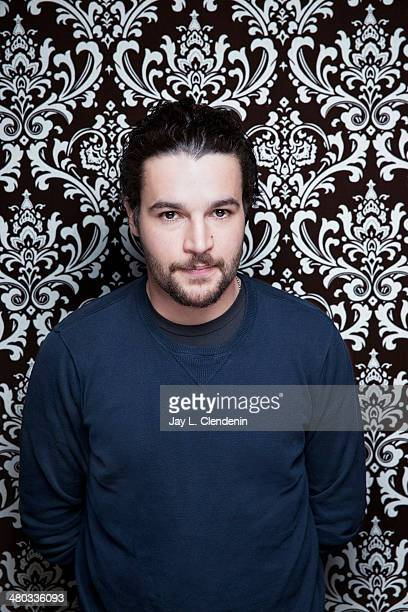 Actor Christopher Abbott is photographed for Los Angeles Times on January 18 2014 in Park City Utah PUBLISHED IMAGE CREDIT MUST READ Jay L...