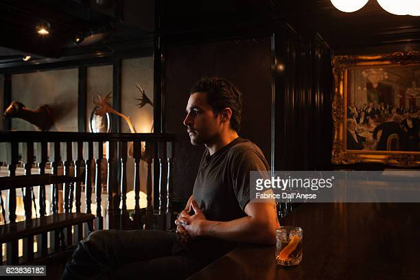 Actor Christopher Abbott is photographed for MovieMaker Magazine on September 10 2016 in Toronto Canada