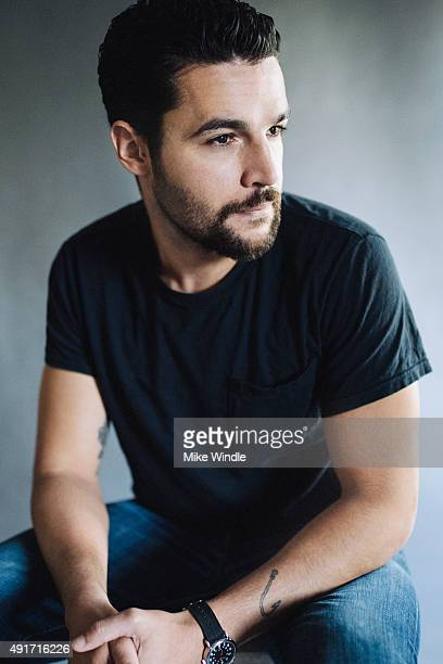 Actor Christopher Abbott of 'James White' poses for a Portrait Session on October 1 2015 in Beverly Hills California