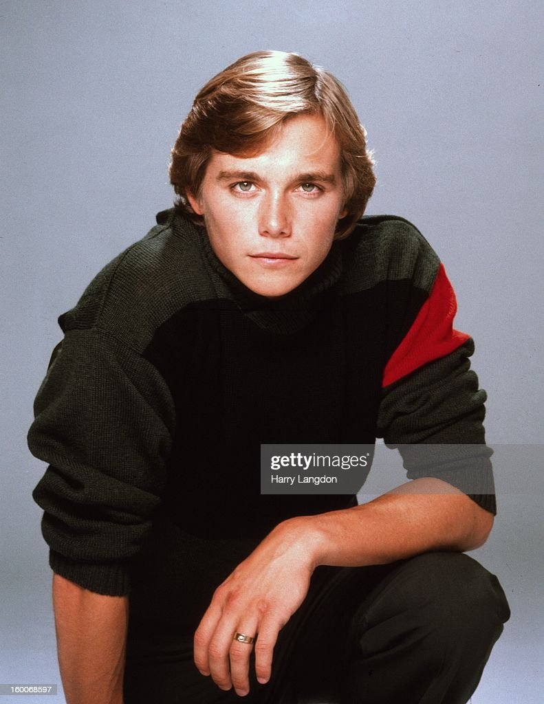 Actor Christopher Atkins poses for a portrait in 1983 in Los Angeles California