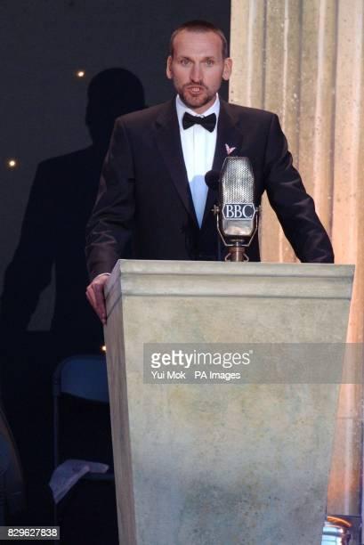 Actor Christopher Eccleston