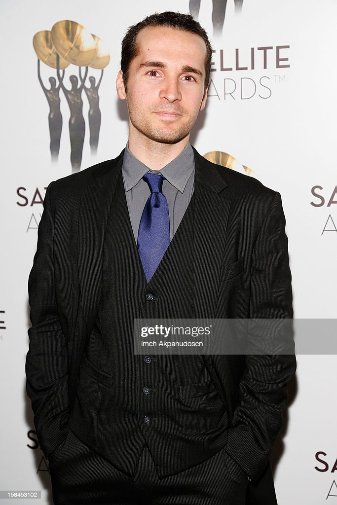 Actor Christopher Emerson attends International Press Academy's 17th Annual Satellite Awards at InterContinental Hotel on December 16, 2012 in Century City, California.