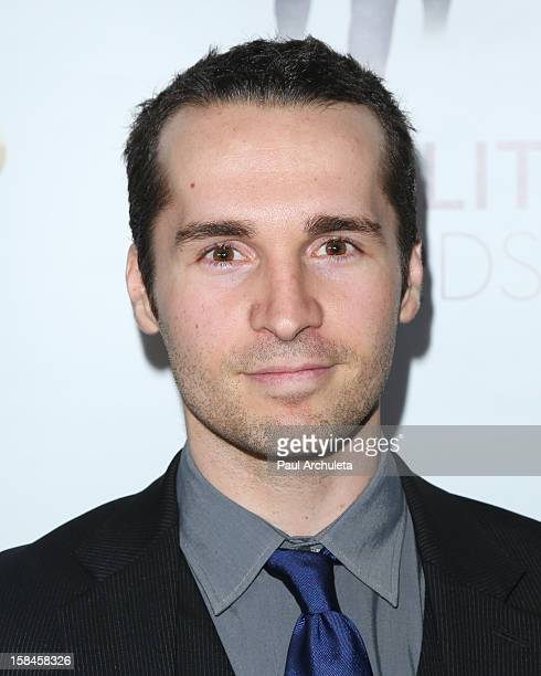 Actor Christopher Emerson attends the International Press Academy's 17th Annual Satellite Awards at InterContinental Hotel on December 16 2012 in...