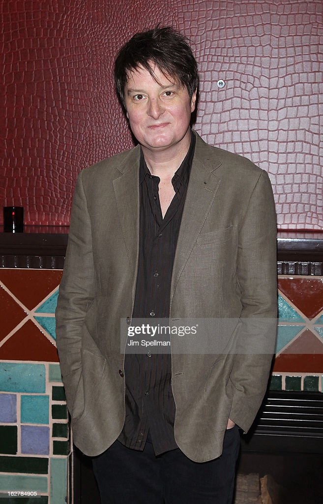 Actor Christopher Evan Welch attends 'The Madrid' Opening Night at Red Eye Grill on February 26, 2013 in New York City.