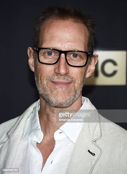 Actor Christopher Heyerdahl arrives at the Season 5 premiere of AMC's 'The Walking Dead' at AMC Universal City Walk on October 2 2014 in Universal...