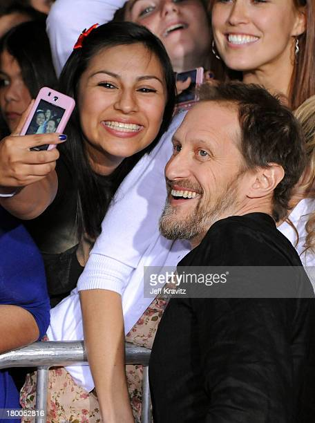 Actor Christopher Heyerdahl arrives at The Twilight Saga New Moon premiere held at the Mann Village Theatre on November 16 2009 in Westwood California
