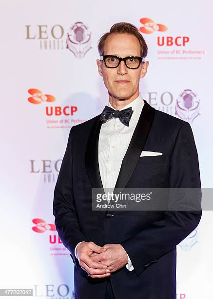 Actor Christopher Heyerdahl attends the 2015 Leo Awards Gala Awards Ceremony at Fairmont Hotel Vancouver on June 14 2015 in Vancouver Canada