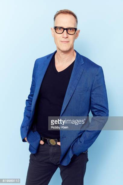 Actor Christopher Heyerdahl from Syfy's 'Van Helsing' poses for a portrait during ComicCon 2017 at Hard Rock Hotel San Diego on July 20 2017 in San...