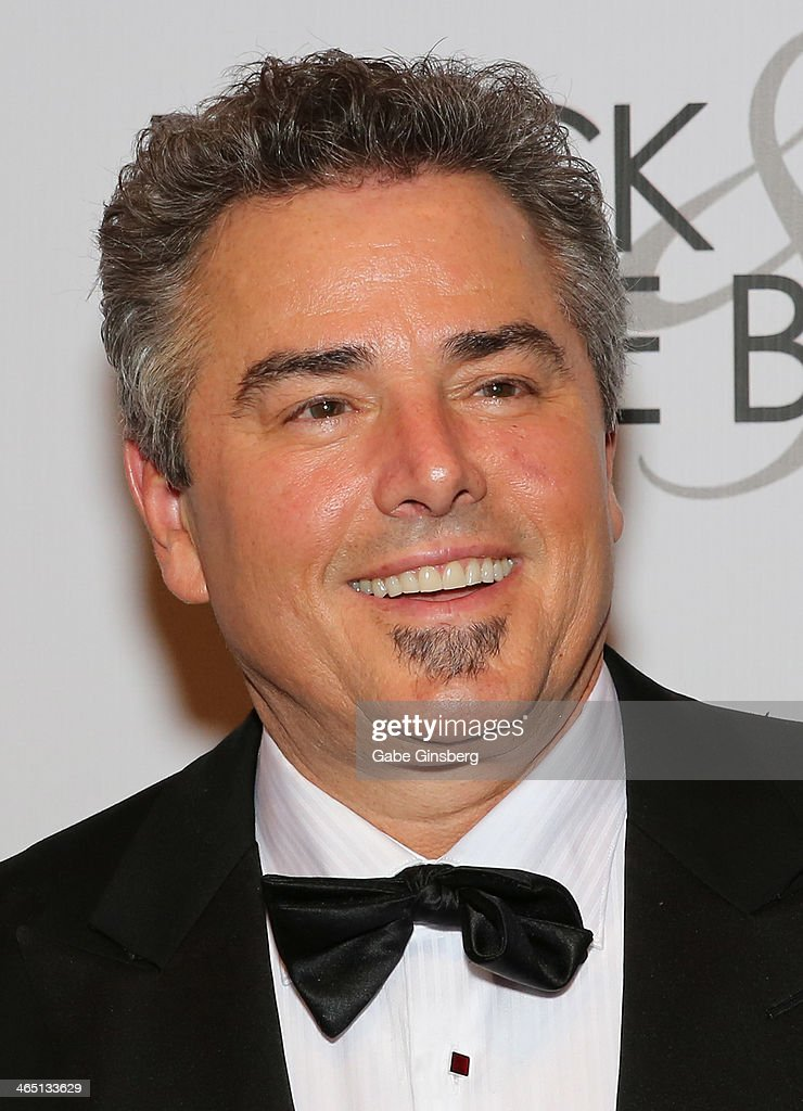 Actor <a gi-track='captionPersonalityLinkClicked' href=/galleries/search?phrase=Christopher+Knight&family=editorial&specificpeople=777460 ng-click='$event.stopPropagation()'>Christopher Knight</a> arrives at Nevada Ballet Theatre presents 'The Black & White Ball's 30th Anniversary' at the Aria Resort & Casino at CityCenter on January 25, 2014 in Las Vegas, Nevada.
