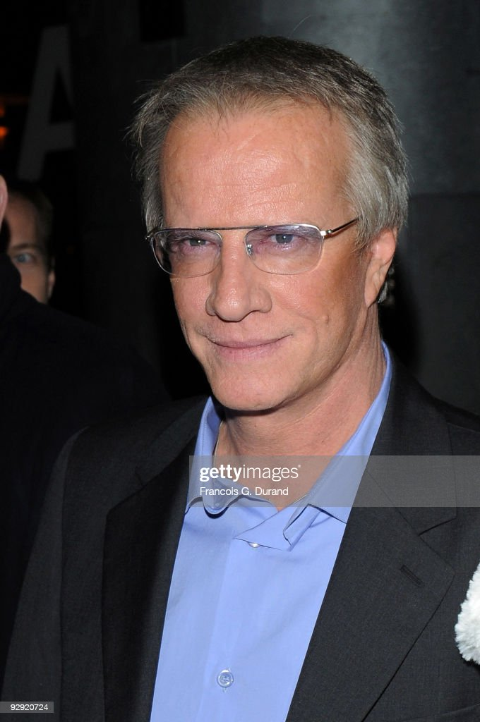 Actor Christopher Lambert attends the premiere of 'L'Homme de chevet' at Cinematheque Francaise on November 9, 2009 in Paris, France.