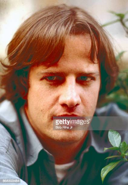 Actor Christopher Lambert on March 12 1984 in Los Angeles California