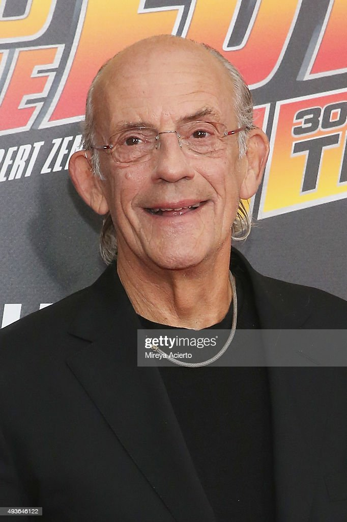 how tall is christopher lloyd