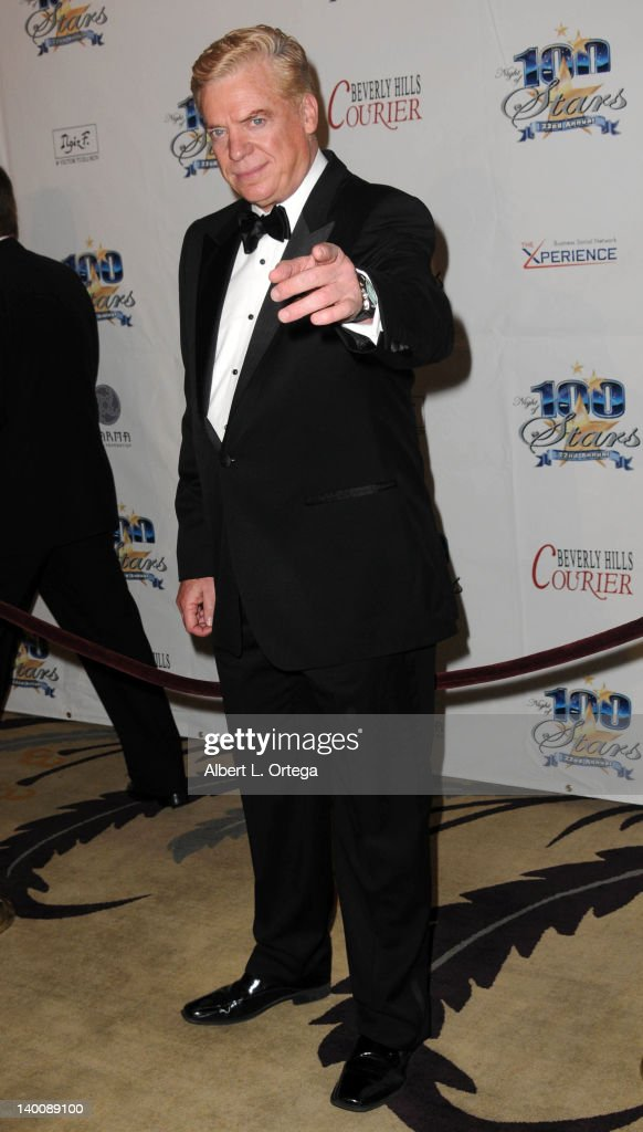 Actor <a gi-track='captionPersonalityLinkClicked' href=/galleries/search?phrase=Christopher+McDonald&family=editorial&specificpeople=214221 ng-click='$event.stopPropagation()'>Christopher McDonald</a> arrives for Norby Walters' 22nd Annual Night Of 100 Stars Oscar Viewing Gala held at The Beverly Hills Hotel on February 26, 2012 in Beverly Hills, California.