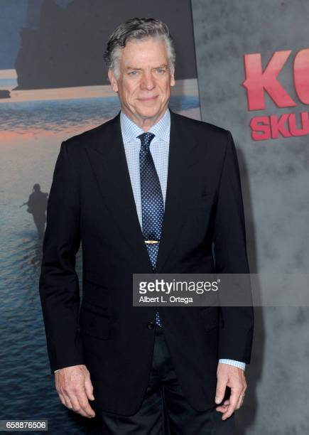 Actor Christopher McDonald arrives for the Premiere Of Warner Bros Pictures' 'Kong Skull Island' held at Dolby Theatre on March 8 2017 in Hollywood...