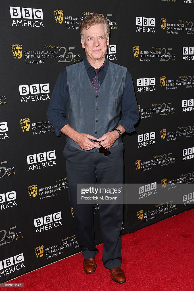 Actor <a gi-track='captionPersonalityLinkClicked' href=/galleries/search?phrase=Christopher+McDonald&family=editorial&specificpeople=214221 ng-click='$event.stopPropagation()'>Christopher McDonald</a> attends BAFTA LA TV Tea 2012 Presented By BBC America at The London Hotel Hollywood on September 22, 2012 in West Hollywood, California.