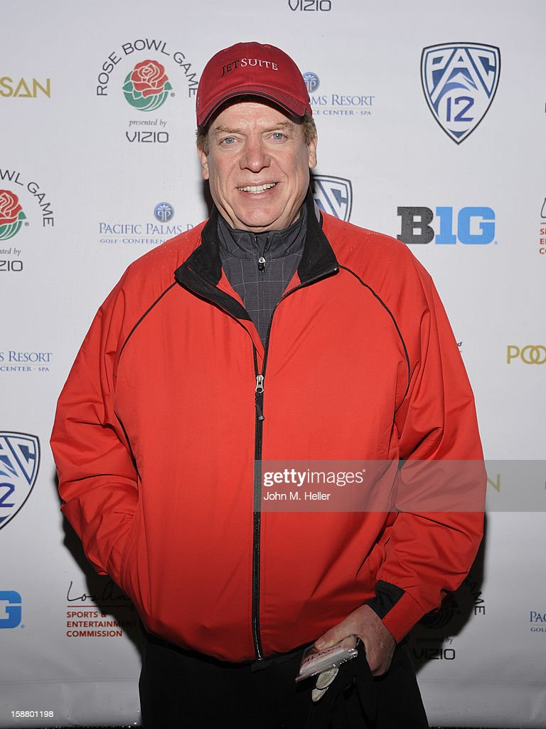 Actor Christopher McDonald attends the first annual Rose Bowl Golf Classic at the Pacific Palms Resort & Hotel on December 29, 2012 in City of Industry, California.