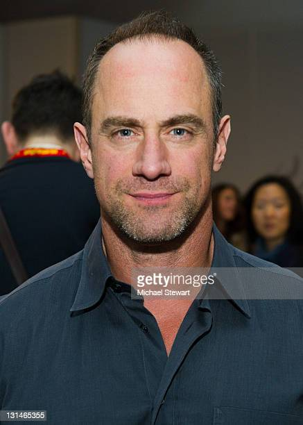Actor Christopher Meloni attends the Big Apple Circus' 34th Season 'Dream Big' gala at Lincoln Center on November 4 2011 in New York City