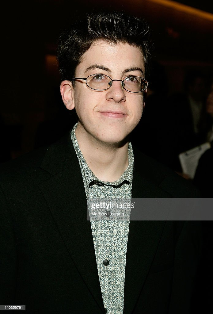 Actor <a gi-track='captionPersonalityLinkClicked' href=/galleries/search?phrase=Christopher+Mintz-Plasse&family=editorial&specificpeople=4326251 ng-click='$event.stopPropagation()'>Christopher Mintz-Plasse</a> arrives at the 45th annual ICG Publicists awards held at the Beverly Hilton Hotel on February 5, 2008 in Los Angeles, California.