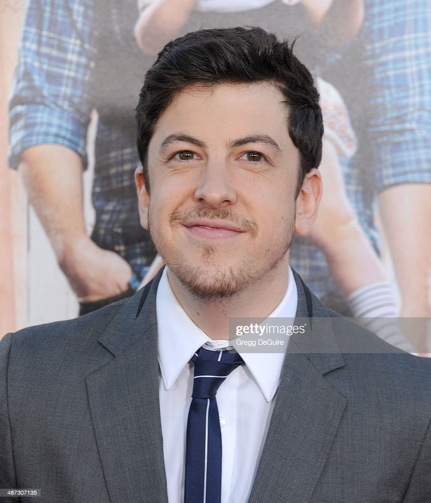 Actor <a gi-track='captionPersonalityLinkClicked' href=/galleries/search?phrase=Christopher+Mintz-Plasse&family=editorial&specificpeople=4326251 ng-click='$event.stopPropagation()'>Christopher Mintz-Plasse</a> arrives at the Los Angeles premiere of 'Neighbors' at Regency Village Theatre on April 28, 2014 in Westwood, California.
