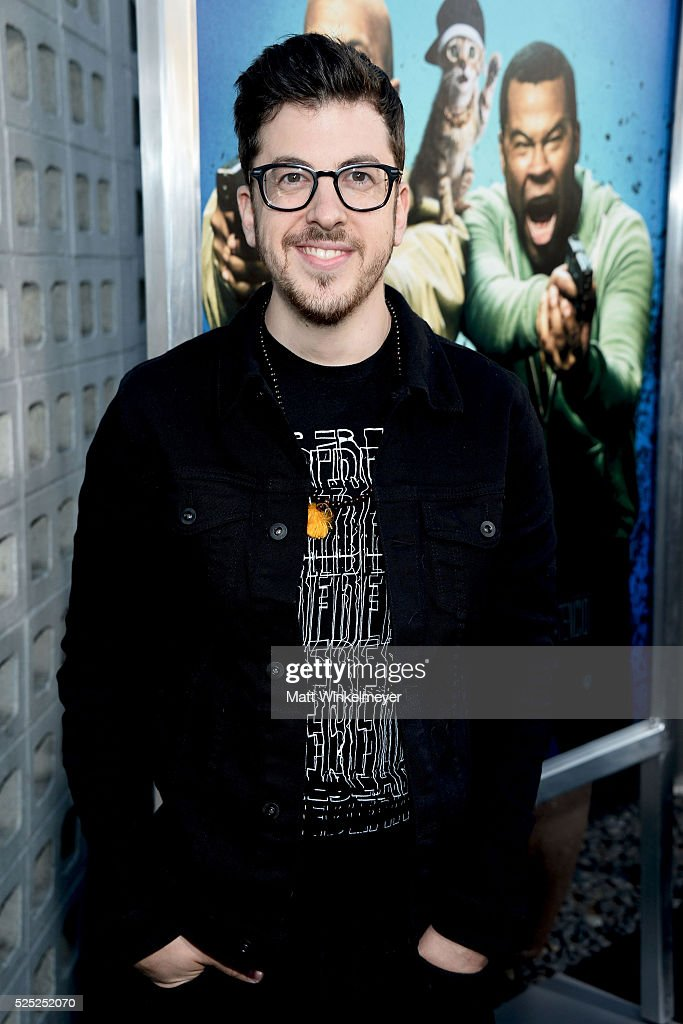 Actor <a gi-track='captionPersonalityLinkClicked' href=/galleries/search?phrase=Christopher+Mintz-Plasse&family=editorial&specificpeople=4326251 ng-click='$event.stopPropagation()'>Christopher Mintz-Plasse</a> attends a special presentation of Warner Bros.' 'Keanu' at ArcLight Cinemas Cinerama Dome on April 27, 2016 in Hollywood, California.
