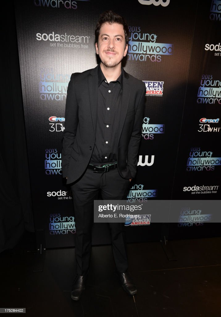 Actor Christopher Mintz-Plasse attends CW Network's 2013 Young Hollywood Awards presented by Crest 3D White and SodaStream held at The Broad Stage on August 1, 2013 in Santa Monica, California.