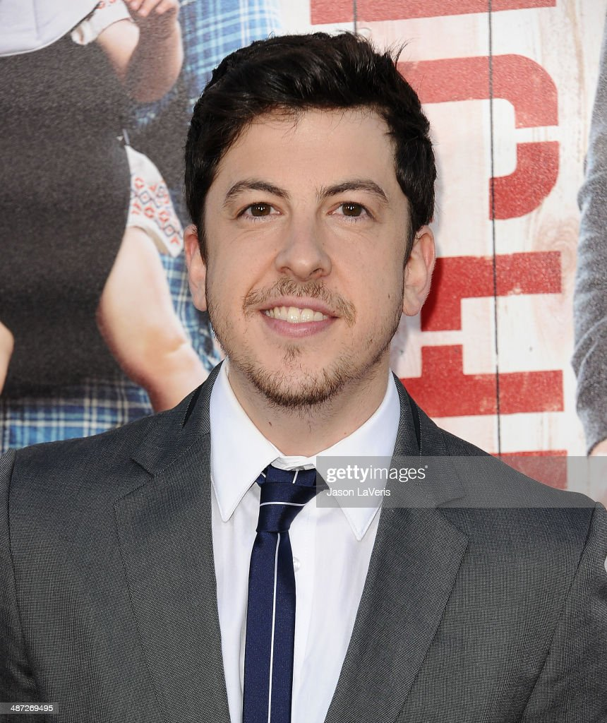 Actor <a gi-track='captionPersonalityLinkClicked' href=/galleries/search?phrase=Christopher+Mintz-Plasse&family=editorial&specificpeople=4326251 ng-click='$event.stopPropagation()'>Christopher Mintz-Plasse</a> attends the premiere of 'Neighbors' at Regency Village Theatre on April 28, 2014 in Westwood, California.