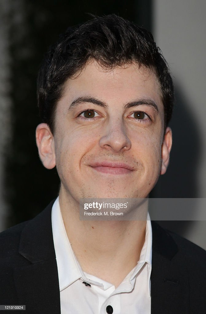 Actor <a gi-track='captionPersonalityLinkClicked' href=/galleries/search?phrase=Christopher+Mintz-Plasse&family=editorial&specificpeople=4326251 ng-click='$event.stopPropagation()'>Christopher Mintz-Plasse</a> attends the Screening of Dreamworks Pictures' 'Fright Night' at the Arclight Hollywood on August 17, 2011 in Hollywood, California.