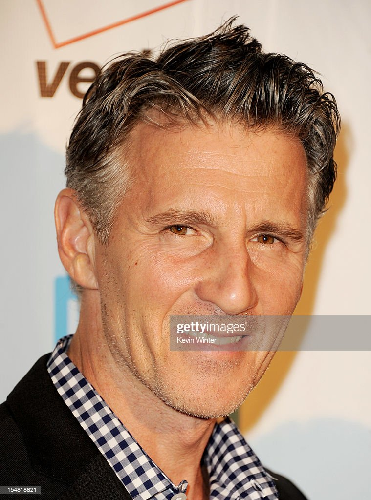 Actor Christopher Stanley arrives at the 41st Annual Peace Over Violence Humanitarian Awards at the Beverly Hills Hotel on October 26, 2012 in Beverly Hills, California.