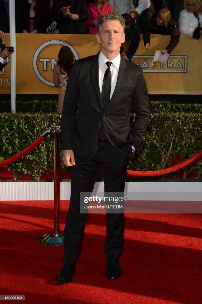 Actor Christopher Stanley attends the 19th Annual Screen Actors Guild Awards at The Shrine Auditorium on January 27, 2013 in Los Angeles, California. (Photo by Jason Merritt/WireImage) 23116_014_0365.jpg