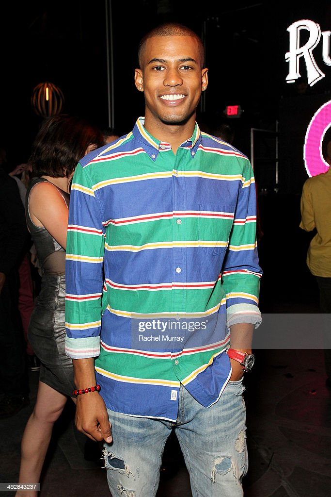 Actor Christopher Tavarez attends OK Magazine's So Sexy L.A. Event at LURE on May 21, 2014 in Los Angeles, California.