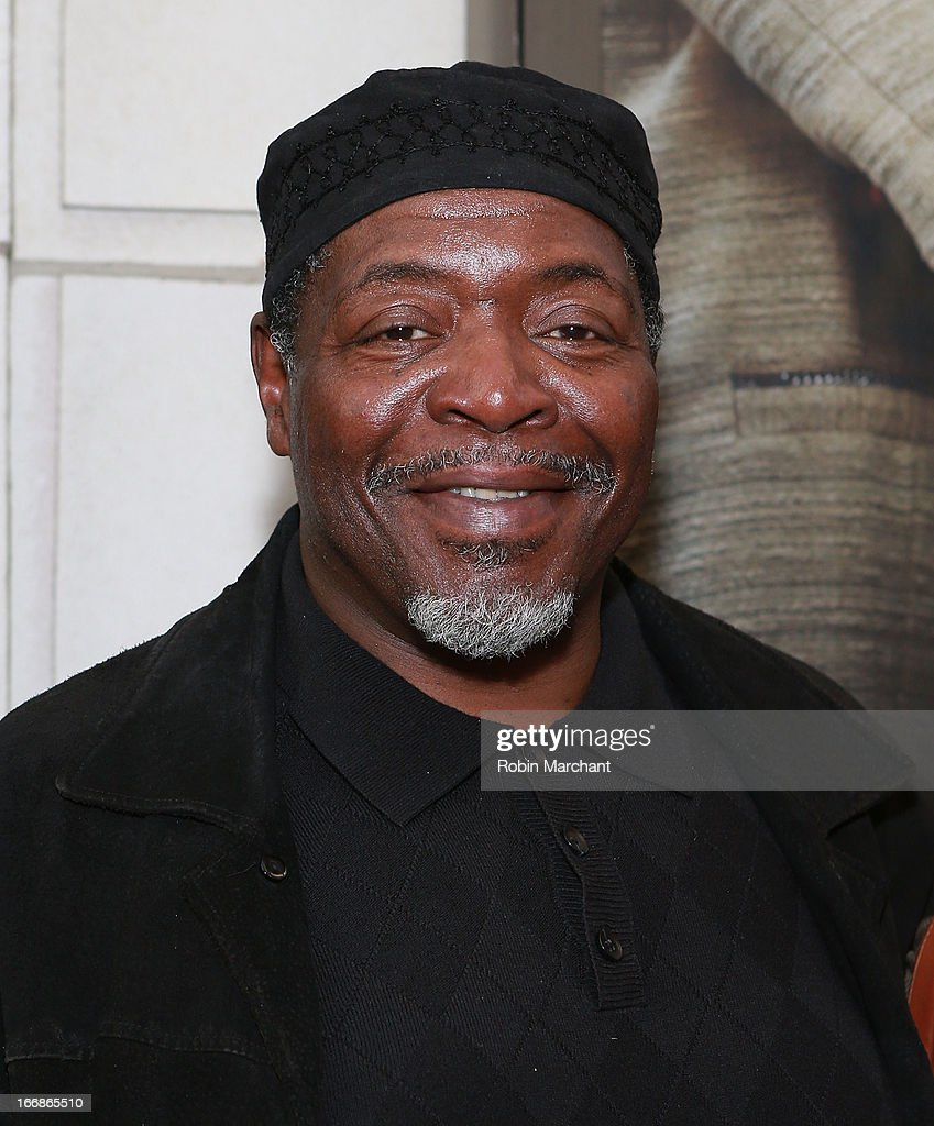 Actor Chuck Cooper attends the 'The Assembled Parties' opening night at Samuel J. Friedman Theatre on April 17, 2013 in New York City.