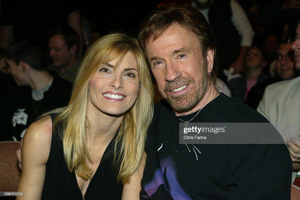 Chuck Norris Wife Gado...