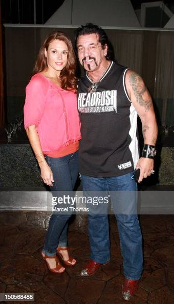 Actor Chuck Zito And Juliette