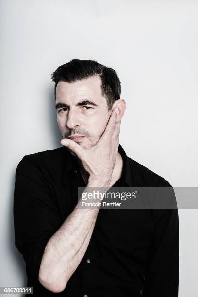 Actor Claes Bang is photographed on May 20 2017 in Cannes France