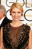 Actor Claire Danes attends the 72nd Annual Golden Globe Awards at The Beverly Hilton Hotel on January 11 2015 in Beverly Hills California