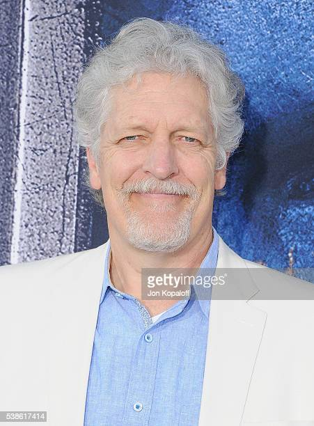 Actor Clancy Brown arrives at the Los Angeles Premiere 'Warcraft' at TCL Chinese Theatre IMAX on June 6 2016 in Hollywood California