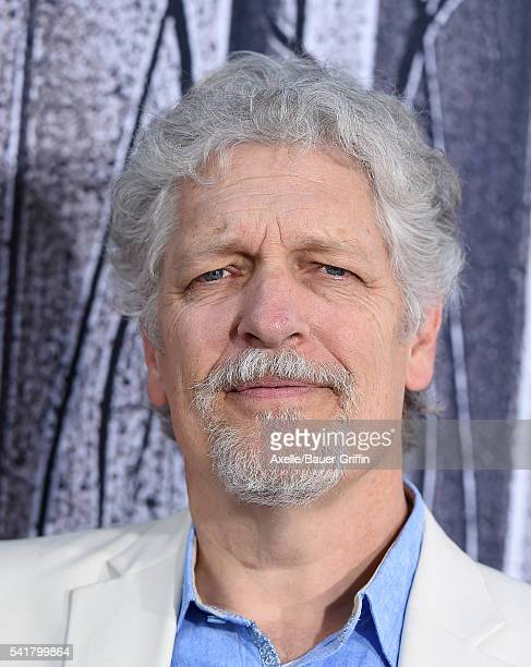 Actor Clancy Brown arrives at the premiere of Universal Pictures' 'Warcraft' at TCL Chinese Theatre IMAX on June 6 2016 in Hollywood California