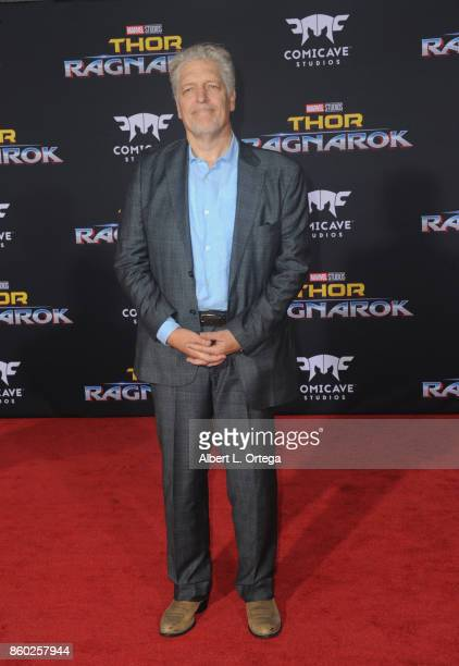 Actor Clancy Brown arrives for the Premiere Of Disney And Marvel's 'Thor Ragnarok' held on October 10 2017 in Los Angeles California