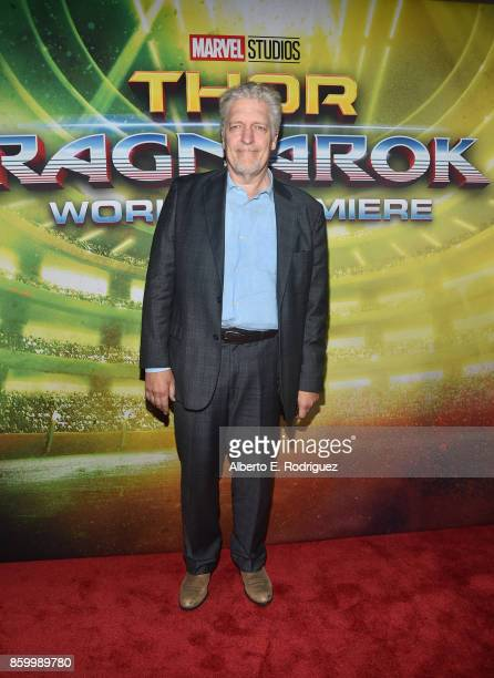 Actor Clancy Brown at The World Premiere of Marvel Studios' 'Thor Ragnarok' at the El Capitan Theatre on October 10 2017 in Hollywood California