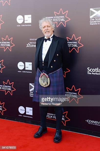 Actor Clancy Brown attends the screening of 'Highlander' at the 70th Edinburgh International Film Festival at Cineworld on June 18 2016 in Edinburgh...
