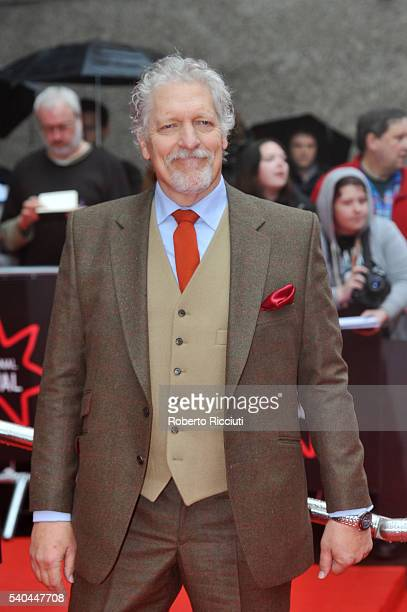 Actor Clancy Brown attends the screening of 'Tommy's Honour' and opening gala of the Edinburgh International Film Festival at Edinburgh Festival...