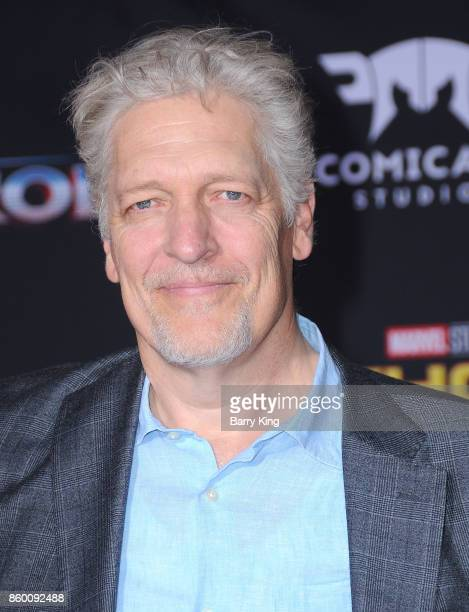 Actor Clancy Brown attends the World premiere of Disney and Marvel's 'Thor Ragnarok' at El Capitan Theatre on October 10 2017 in Los Angeles...