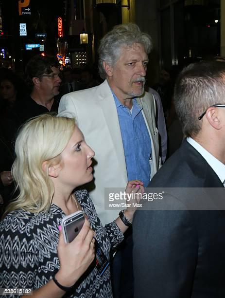 Actor Clancy Brown is seen on June 6 2016 in Los Angeles California