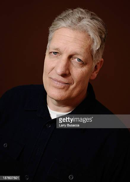 Actor Clancy Brown poses for a portrait during the 2012 Sundance Film Festival at the Getty Images Portrait Studio at TMobile Village at the Lift on...