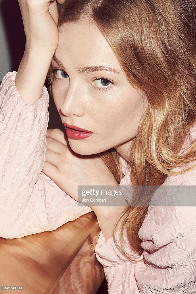 Actor <a gi-track='captionPersonalityLinkClicked' href=/galleries/search?phrase=Clara+Paget&family=editorial&specificpeople=5939171 ng-click='$event.stopPropagation()'>Clara Paget</a> is photographed for the Telegraph on February 27, 2015 in London, England.