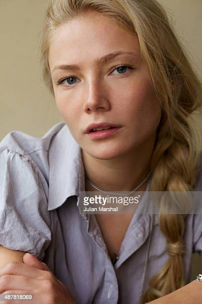 Actor Clara Paget is photographed on September 6 2010 in London England