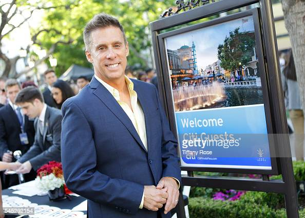 Actor Clarence A Barnes poses for photo at Citi Presents Plain White T's at the Grove's 2016 Summer Concert Series at The Grove on July 6 2016 in Los...